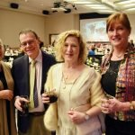 Judy Clabes, Bob Burnham, Rose Burnham and Sharon Guenthner