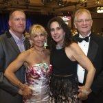 Brian and Linda Crowe, Ginger and Steve Loftin