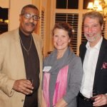 Larry James, Joy Glassmann and Larry Glassmann