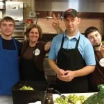 Suzy DeYoung and her team at LaSoupe