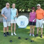 Jim Moehring, Sally Schultz, Danielle Minson and Brian Hogan