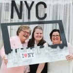 Sandy Phelps, Erin Suer and Lisa Houser