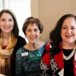 Tori Lang-Baker, Sally Kegley and Jackie Lang