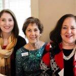 Tori Lang-Baker, Sally Kegley and Jackie Lang