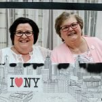 Lisa Houser and Sandy Phelps, co-chairs