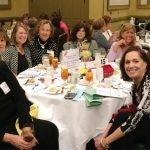 Evelyn Banzhaf McCord, Peggy Rilling, Margo Hall, Jayne Zuberbuhler, Nelda Sheafer, Betsy Kortekamp, Donna Schneider, Beverly Bepler and Anne Chasser
