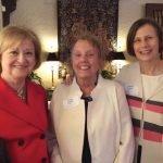 Kathy Gottschlich, Cindy Powell and Rachel Votaw