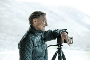 """""""Resilience"""" director and producer James Redford"""
