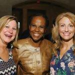 Pam McKie, Phyllis McCallum and Heather Ellison