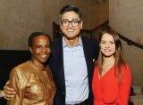Phyllis McCallum, Aftab Pureval, Whitney Whitis