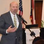 Stephen Smith, vice president of GRAD Cincinnati
