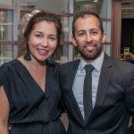 Stefani Rumao and Justin Rumao, KSO board vice president