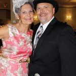 Sandra San Martin and Frank Kluesener