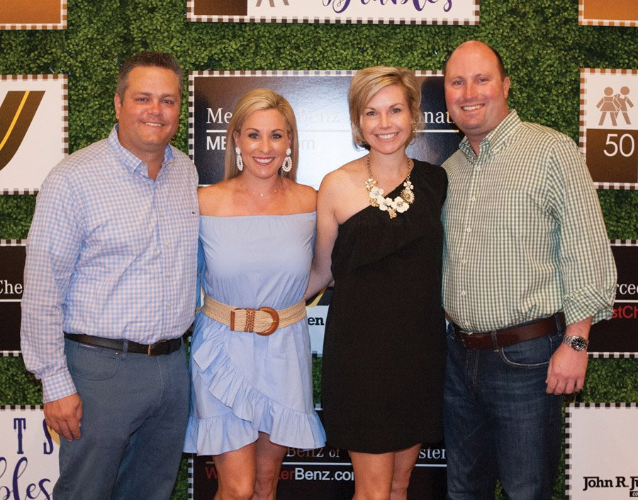 Mercedes West Chester >> Boot-stompin' fun at annual Boot + Baubles Party – Movers ...