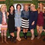 Aparna Shah, Kerri Wachtel, Erica Pontius, Kristie Sheanshang, Kyla Weber, Tina Isgrig, Stacey Browning, Heather Joseph, Wanda Lima and Kristin Demarco