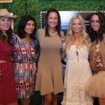 Tina DiSanto, Aparna Shah, Jessica Hall, Candace Cioffi and Amber Kincaid