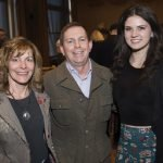 Annette Januzzi Wick, Mark Manley and Natalie McClorey
