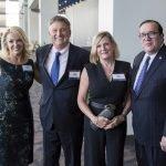 Karen and Mike Garfield with Kathy and Bob Ryan