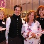 Sabrina Peppet; Richard Buchanan, acting intern; Roseann Hayes; and steering committee member Maureen Vignola