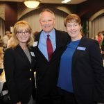 Hamilton County Juvenile Court judges Melissa Powers and John Williams with ProKids executive director Tracy Cook