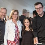 Nick Rosian, Kerry Rosian, Jennifer Oestreicher and Robert Oestreicher