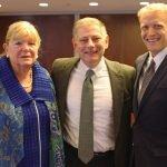 Dr. Cora Ogle, Conrad Thiede and Trey Devey