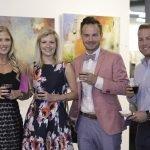 Kara Snyder Hendrickson, Abigail and Adam Schweppe and Leif Hendrickson