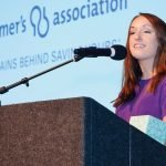 Victoria Klee speaks about her mother's battle with Alzheimer's.