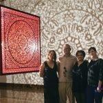 Sophie Simons, Steve Prachy, Anila Quayyum Agha and Ainsley Cameron