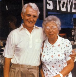 Werner and Trudy Coppel