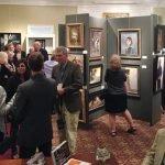 Eisele Gallery on opening night