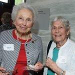 Honorees Joyce Salinger and Sue Friedlander
