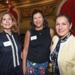 Honorees Jan Armstrong Cobb, Beth Guttman and Shakila Ahmad