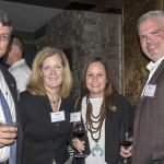 David and Jenny Powell with Kelly Myers and Brian Smyth