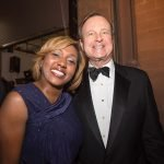 Yvette Simpson and Judge Mark P. Painter