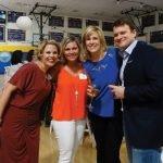 Kelly Beatty, Jessika Wood, Stephanie Ferris and Chris Beatty