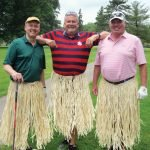 Thomas Vaughan, Steve Verbeck and Chip Pease