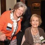 Francie Pepper and Marjorie Motch