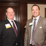 Chris Carlson, ONFS, with Dominic Franchini, HORAN