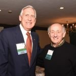 Rob Reifsnyder, president, United Way of Greater Cincinnati, and Dick Rosenthal, president and CEO, Uptown Arts