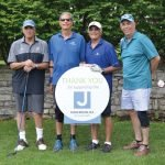 Bob Brant, Howard Schwartz, Dr. Larry Newman and Art Gendelman