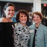 Lauren Guttman, Carol Kabel and Jackie Mack