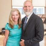 Lori Reed and Tim Johnson