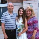 Gary, Anna and Terri Kidney