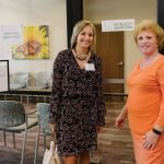 Bethesda president Jill Miller and Sandi Kuehn, CEO of the Center for Addiction Treatment