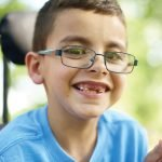 Cincinnati Walks for Kids helps kids like Gideon, who relies on Cincinnati Children's for care.