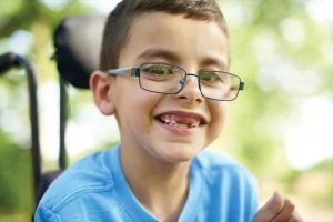 Cincinnati Walks for Kids helps kids like Gideon, who relies on Cincinnati Children's for care.