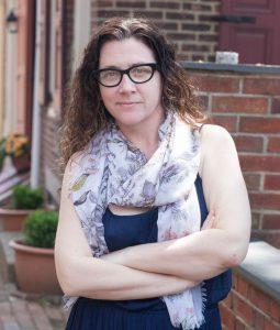 Playwright Jacqueline Goldfinger