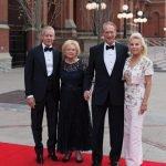 Carl, Edyth, Craig and Frances Lindner
