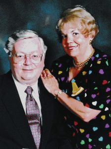 John and Joan Scahill